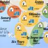 Le guide immo du Var : les prix en image
